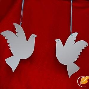 Шаблоны голуби своими руками